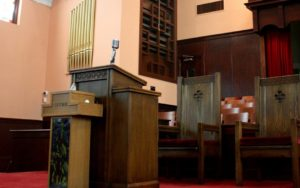 madness on the pulpit